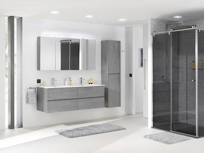 Salles de bains X²O, une belle salle de bains pour chaque famille ...
