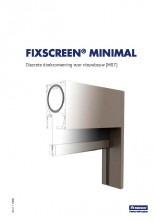 Renson Fixscreen Minimal